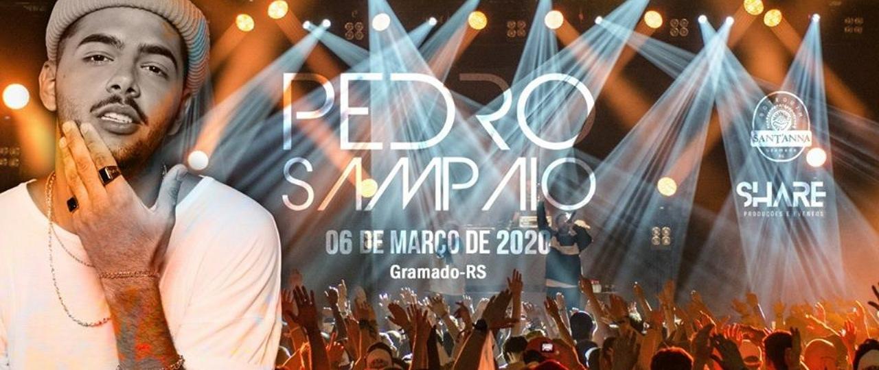Show Nacional Pedro Sampaio art