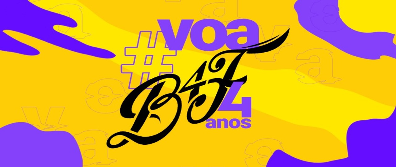 Business For Fun | VOAB4F 4 ANOS | Pedro Sampaio art